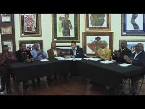Concerned Black Men of Prince George's County Teen Violence Round Table