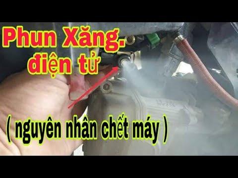 Hướng Dẫn Sửa Chữa Xe Máy Phun Xăng điện Tử PGM - Fi Chết Máy