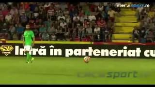 ASA Targu Mures St  Etienne 0 3 Résumé Europa League