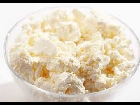 how to make cottage cheese at home youtube