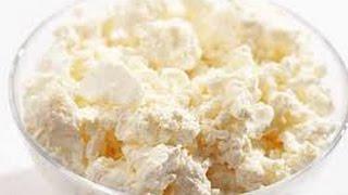 Домашний творог - самый простой рецепт./Home cottage cheese.