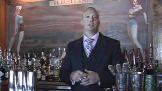 Expert Eyes  - Toby Maloney, Mixologist, The Violet Hour (Chicago) and The Rusty Knot (NY)