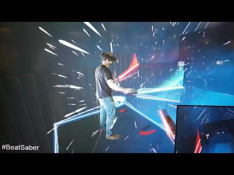 Beat Saber Gamescom Preview