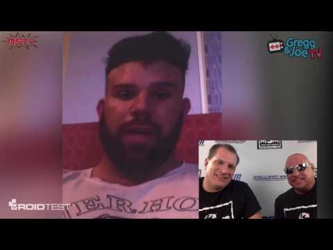 Gregg & Joe TV S1, E3 - Bostin Loyd, Marc Lobliner, Lance Calfe - MuscleSport TV