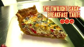 Twilight Portabella B'fast Tart Recipe