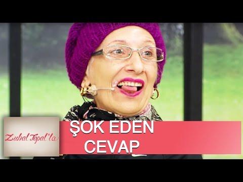 Zuhal Topal'la 37. Bölüm (HD) | Müjdat Hanım'dan Talibine Şaşırtan Cevap!