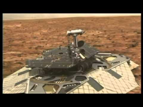 mars curiosity rover landing animation - photo #28