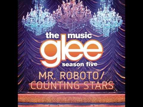 Glee - Mr. Roboto/Counting Stars (DOWNLOAD MP3 + LYRICS)