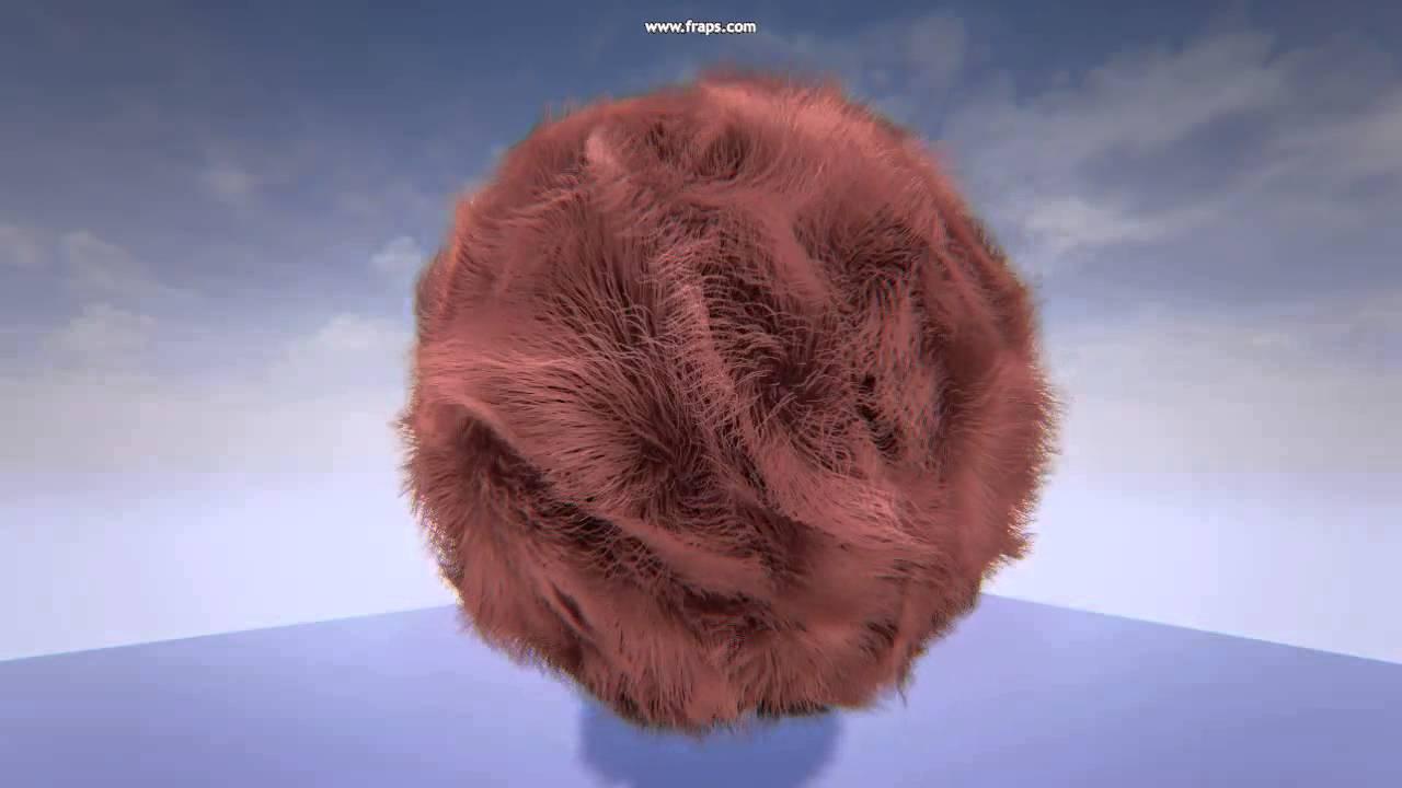 ue4 hair rendering with hairworks youtube