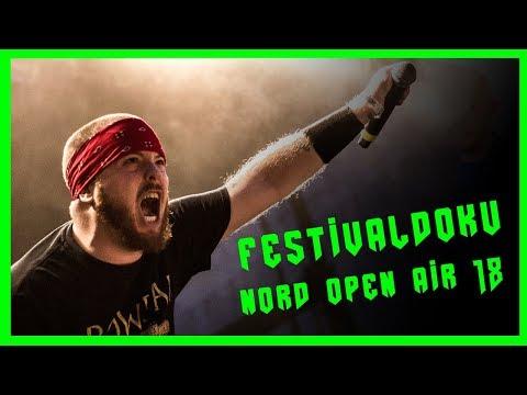 NORD OPEN AIR 2018 | Wacken in Essen | Festivalbericht | Dokumentation | Metal