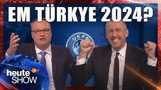 Weltrekord: Über 150 Journalisten sitzen in der Türkei im Knast | heute-show vom 04.05.2018