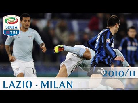 Lazio - Milan - Serie A 2010/11 - ENG