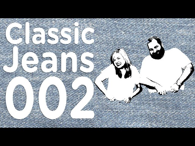 Classic Jeans - 002