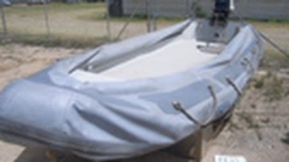 Avon Seaport 14' Boat On Govliquidation.com