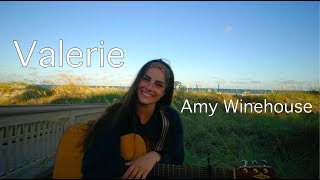 Valerie - Amy Winehouse (Cover) || Beach Series
