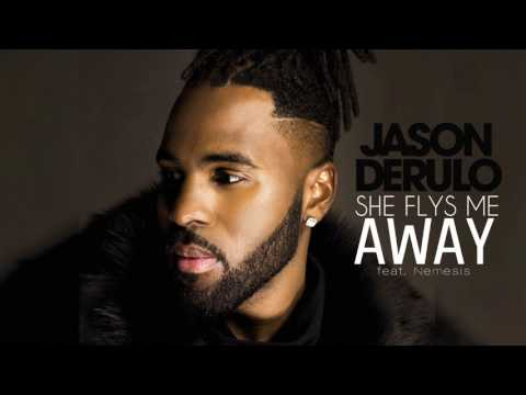 Jason Derulo - She Flys Me Away (Official Audio) ft. Nemesis