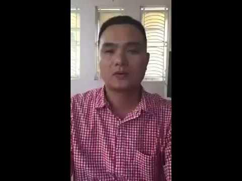 Người chồng có vợ ngoại tình tung clip xin lỗi anh Vũ Anh Minh