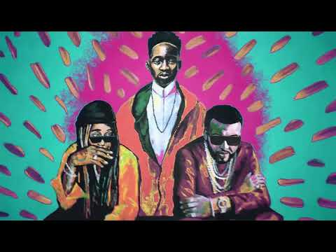 Thumbnail: Mr Eazi & Major Lazer - Leg Over (Remix) (feat. French Montana & Ty Dolla Sign)