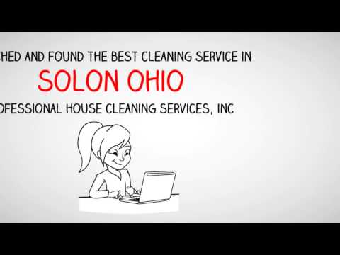Maid Service Solon Ohio- Award Winning Service- Book in 60 Seconds