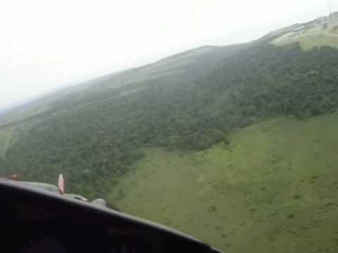 Malongo Base Heli Approach