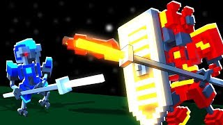 Robot Spy Invades a Spaceship Aimed to Destroy Earth in Clone Drone...