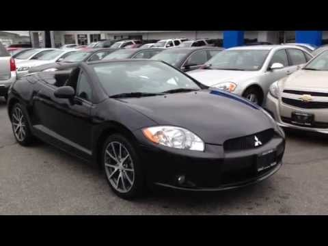 2012 Mitsubishi Eclipse Spyder Convertible For Sale At Eagle Ridge GM