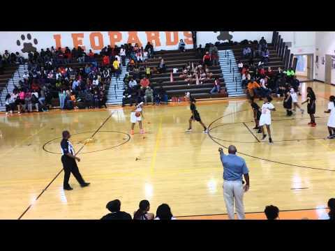 Blythewood middle school girls basketball