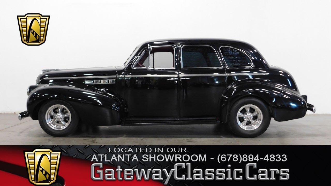 1940 Buick Special 60 - Gateway Clasic Cars of Atlanta #342 - YouTube