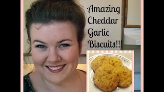 Amazing Cheddar Garlic Biscuits: Keto Test Kitchen