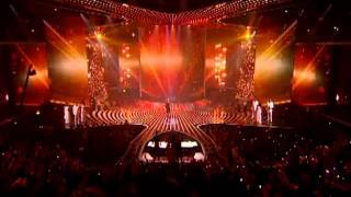 Melanie Amaro - ** Listen ** - The Victory Song XFactor, USA 2011 [HQ]