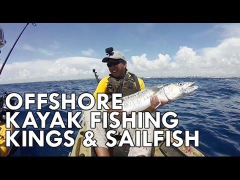 ActionHat Presents: Magic Sails And Kings - Offshore Kayak Fishing Florida