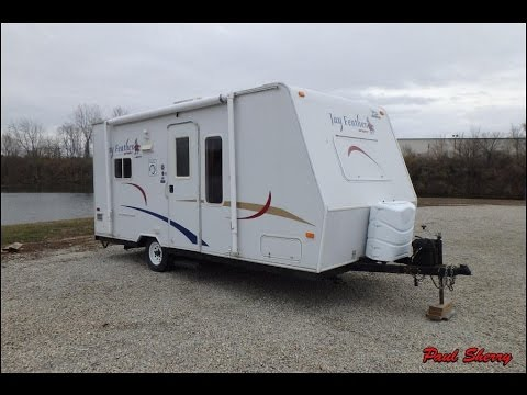 2006 Jayco Jay Feather Sport 186 Walk-thru | 8065A on