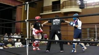 2017年10月29日、豊川市御津体育館で行われた「ストライキングチャレン...