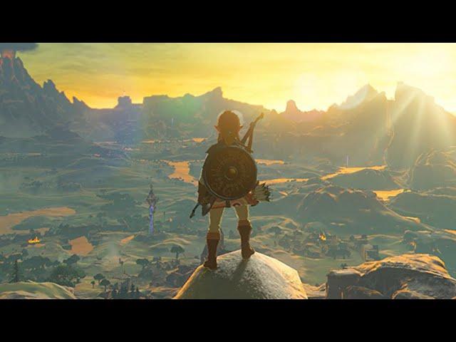 CEMU: The Legend of Zelda: Breath of the Wild Gameplay 2 - RX 580 8GB / i5 2500k 3.3Ghz / 8GB