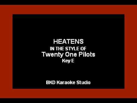 Heathens (In The Style Of Twenty One Pilots) (Karaoke With Lyrics)