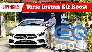 Mercedes-Benz CLS 350 AMG Line EQ Boost - Test Drive | CARVAGANZA