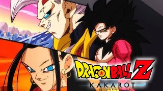 New 12 Hours Story Arc (GT Story?) Dragon Ball Z Kakarot DLC