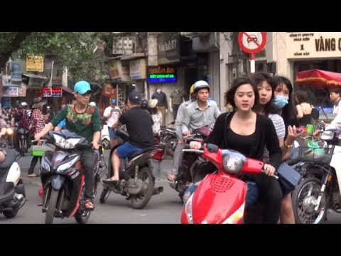 Hanoi, Vietnam, Street Food in Vietnam, Vietnamese Cuisine, Exotic Food