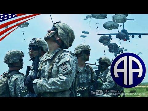 恐れ知らずの米陸軍落下傘兵 第82空挺師団/オール・アメリカン PV - 82nd Airborne Division / All-American, Fearless Paratroopers