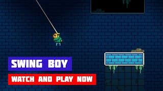 Swing Boy · Game · Gameplay