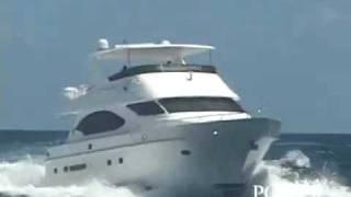 68' Hargrave Capri Motoryacht Vitesse yachts test boat test