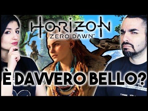 HORIZON ZERO DAWN È DAVVERO COSÌ BELLO O NO? - Recensione con VOTO NO SPOILER