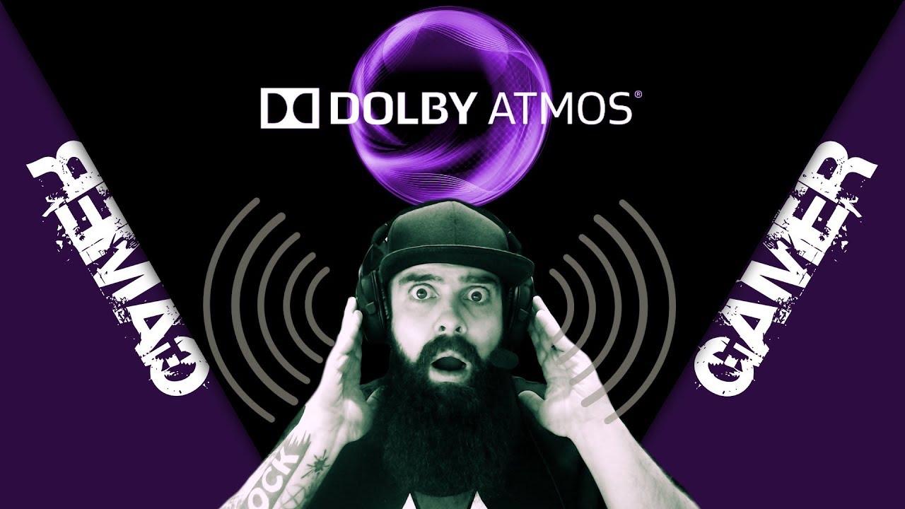 Dolby Atmos - Entenda o novo nível da Experiencia Gamer