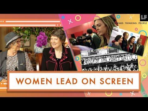 Women Lead On Screen: Helen Clark & Gaylene Preston