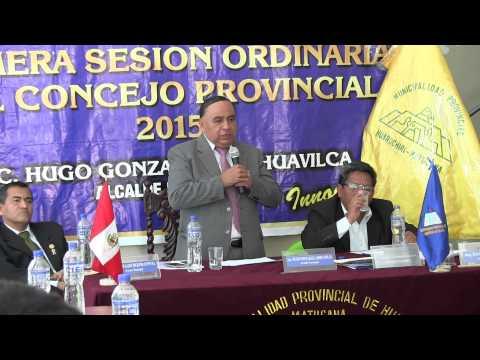AUDIENCIA PÚBLICA XXIII EN MATUCANA - LUNES  10 DE AGOSTO DEL 2015