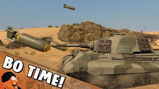 """War Thunder - Tiger 2 H  """"The day the bombs fell..."""""""