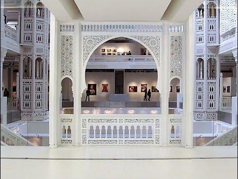 PATRIMOINE NATIONAL.  Musée d'Art Moderne, ALGER