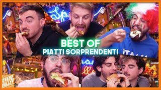 I piatti più SORPRENDENTI di Space Valley! - Best Of