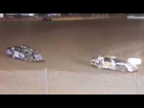 Lawton Speedway USRA A Feature 5/28/2016