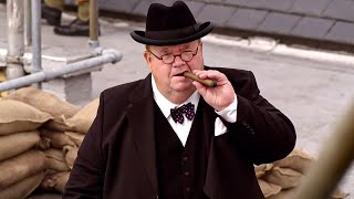 A Churchill moment - Doctor Who - BBC